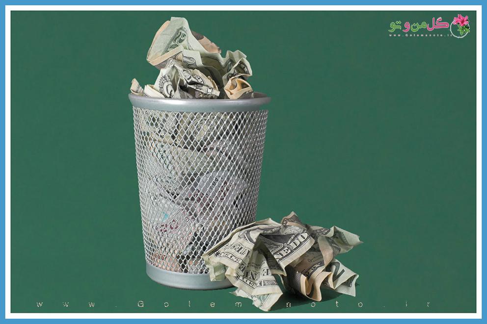 پولتان را هدر ندهید - گل من و تو