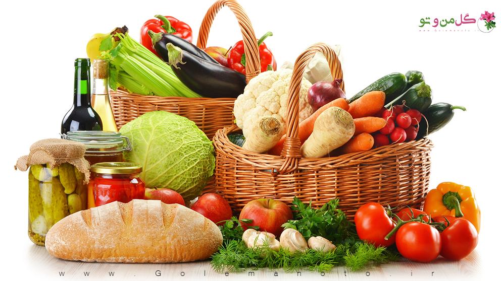 سبزیهایی که کم مصرف بشه