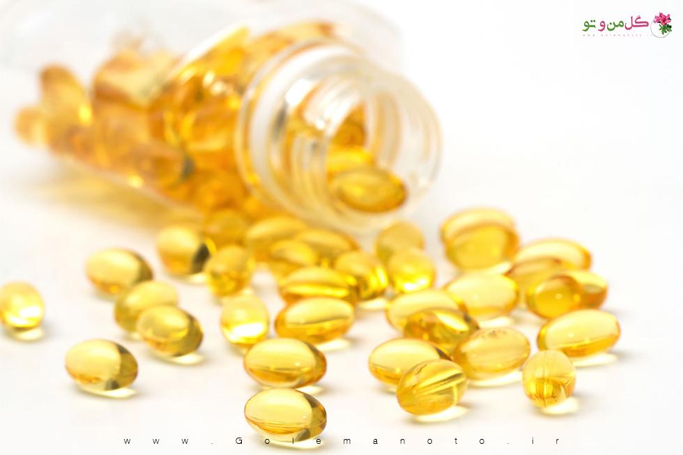 نقش ویتامین e در سلامتی - گل من و تو