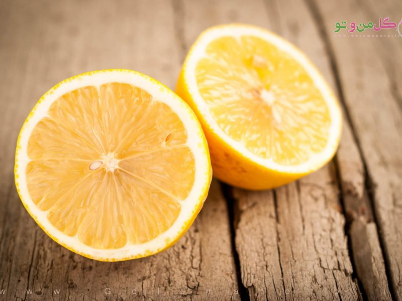 لیموترش - پاک کردن مایکروفر با لیمو ترش