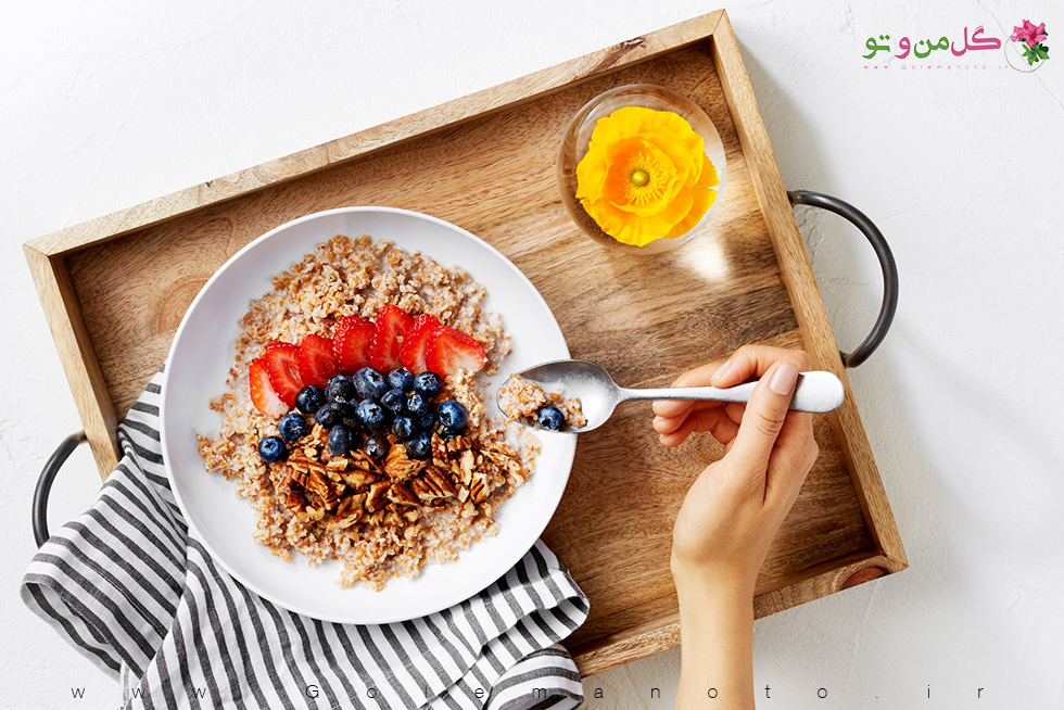 فواید خوردن صبحانه