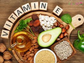 ویتامین e برای سلامتی