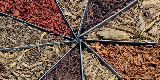Mulch چگونه از باغچه نگهداری کنیم