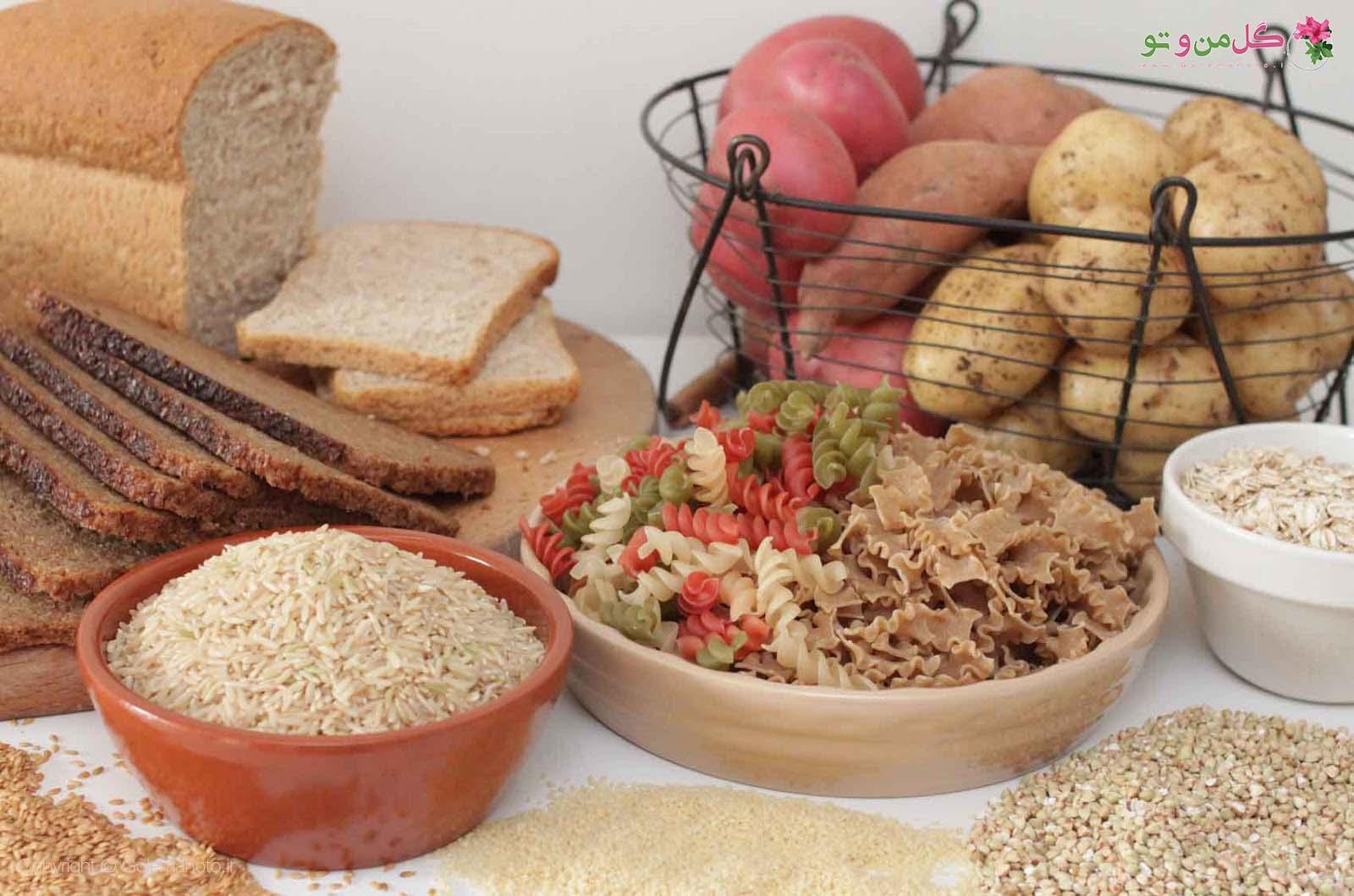 کربوهیرات برای کاهش چربی شکم