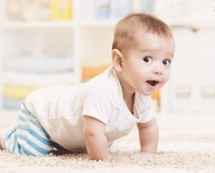 زمان از پوشک گرفتن کودک