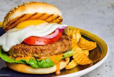 همبرگر گیاهی - معرفی همبرگر های معروف