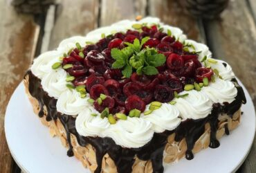 آموزش پخت کیک خانگی