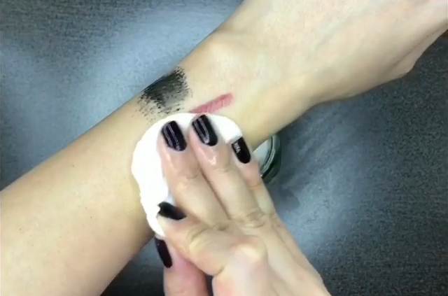 آرایش پاک کن ساخته شده