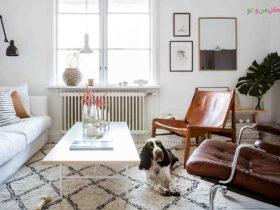 ایده های کوچک برای بیشتر شدن فضای اتاق نشیمن