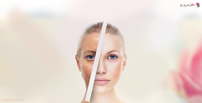 از کرم لایه بردار استفاده کنید برای مراقبت از پوست