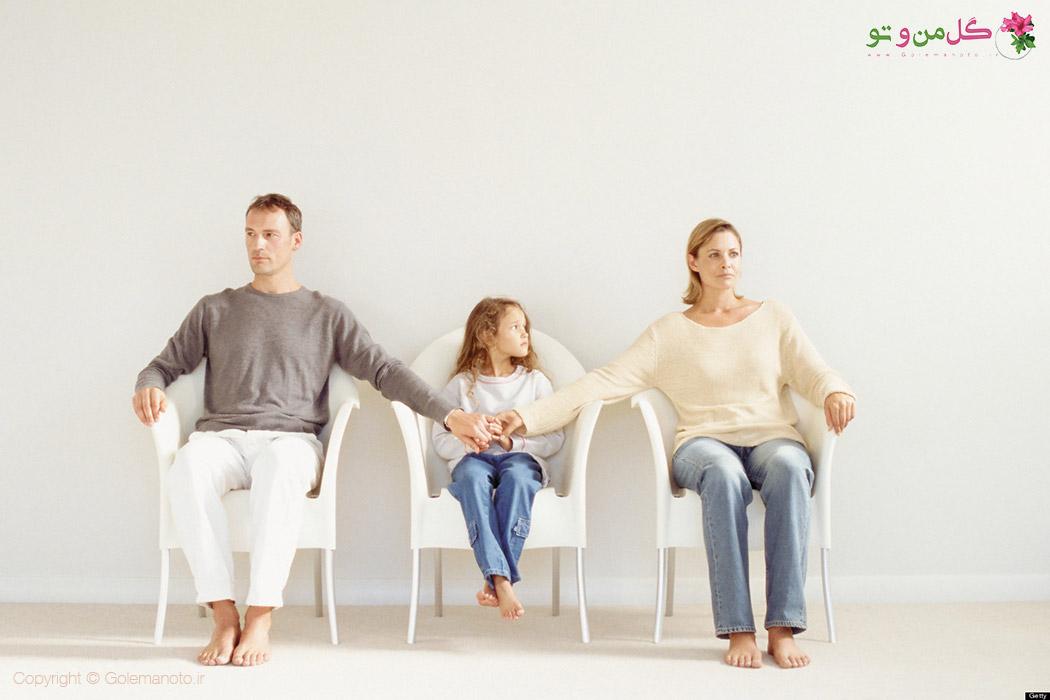 کاهش آسیب جدایی در کودکان