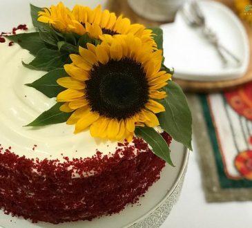 دستور پخت کیک ردولوت ، یک کیک خوشمزه