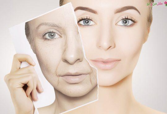 با مراقبت پوست و صورت برای جوانتر به نظر آمدن