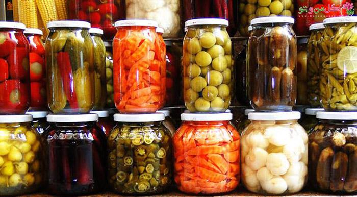 11 غذایی که نمی گذارد سرما بخورید - غذای تخمیری