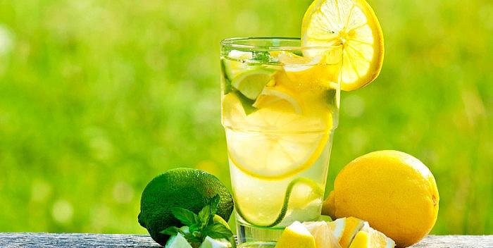 سم زدایی بدن با آب لیموی گرم