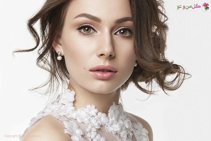 آرایش کلاسیک - پودر شفاف کننده