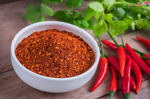 انتخاب فلفل - Cayenne pepper