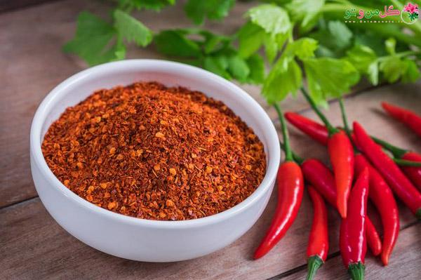 انتخاب فلفل - Cayenne pepper