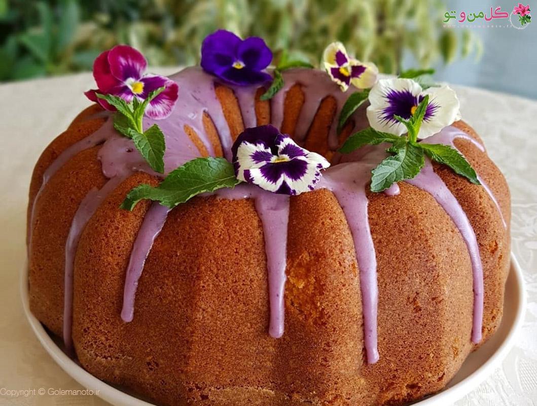 آموزش کیک شاتوت