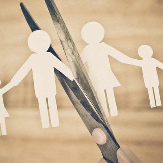 طلاق مرض نیست
