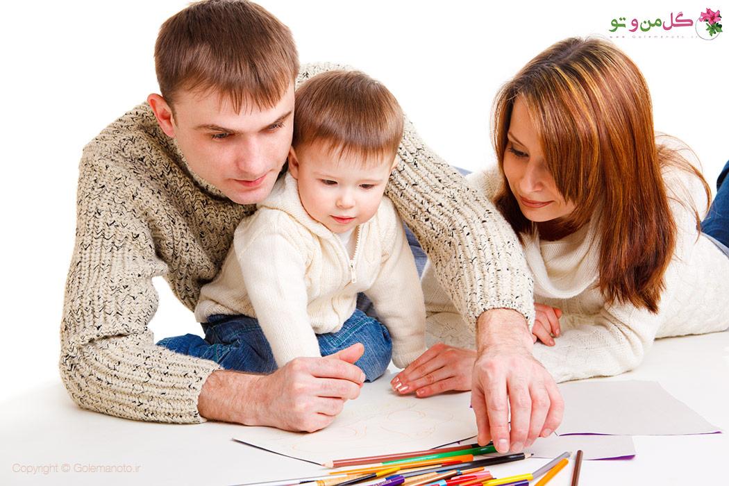 فرمول 4 بخشی برای بهبود روابط والدین با فرزندان