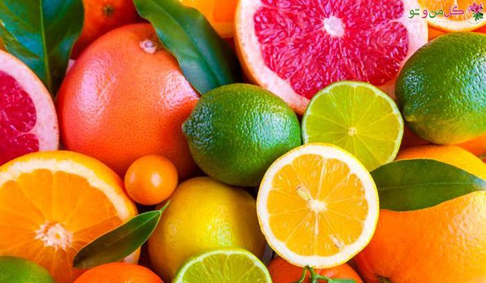 11 غذایی که نمی گذارد سرما بخورید - مرکبات