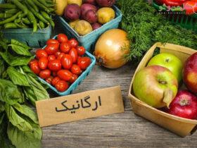 محصولات ارگانیک