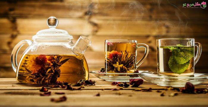 دمای آب برای تهیه چای و دمنوش