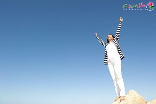 با دیدگاه مثبت دنیای اطراف را بهتر کنیم