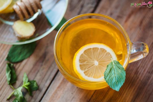 دمنوش لیمو پرتقال یک نوشیدنی عالی برای فصل زمستان