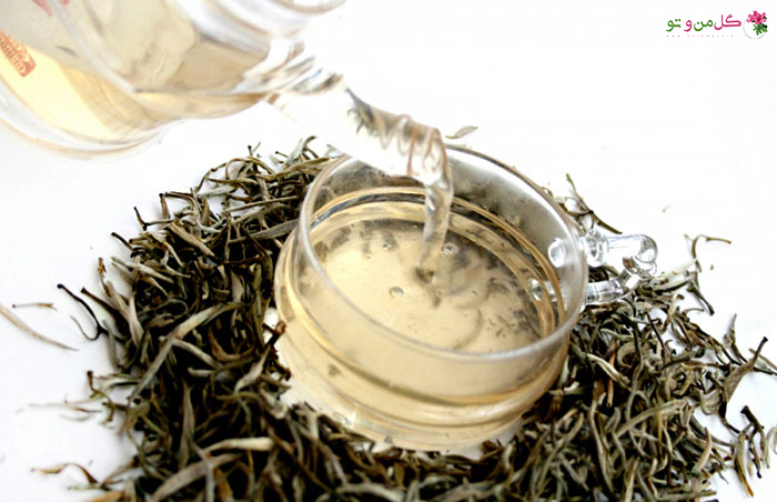 چای سفیدمسدود کننده چربی های بدن