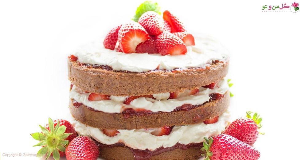 مشکلات رایج و نکات مهم پخت کیک خانگی