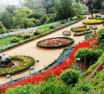 10 باغ شگفت انگیز جهان