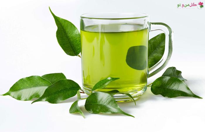 چای سبز برای چربی سوزی