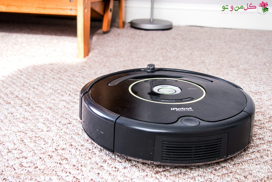 جارو برقی رباتیک هوشمند رومبای