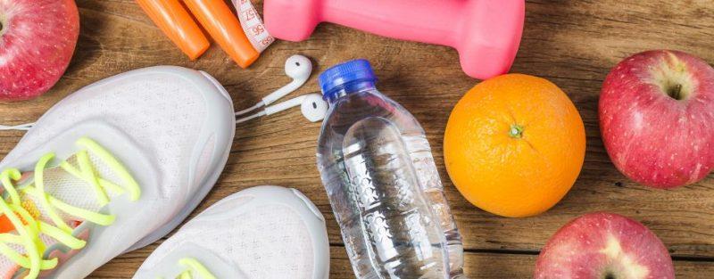 فاصله بین ورزش و غذا خوردن