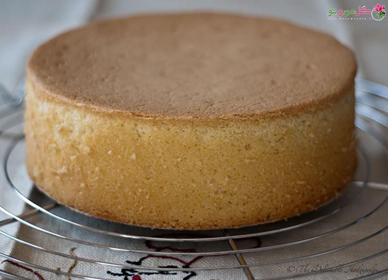 طرز تهیه کیک ساده و خوشمزه