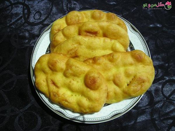 طرز تهیه نان اردک زنجانی