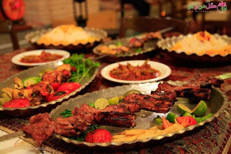 لیست غذاهای ایرانی - بهترین غذاهای ایرانی