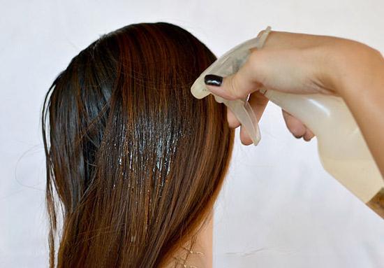 مرطوبکنندهی مو با عسل