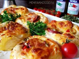 طرز تهیه نان پواچا برای تمامی وعده های غذایی
