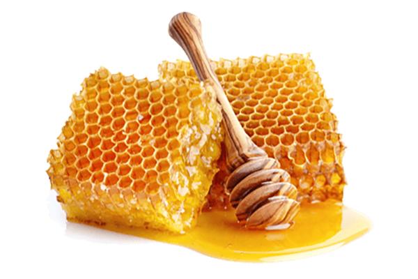 مرطوبکنندهی بدن با عسل
