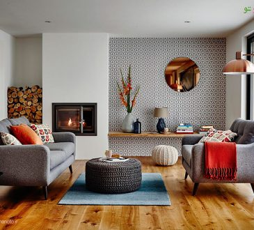 طرحهایی شگفتانگیز از دکوراسیون خانه