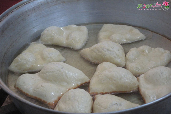 طرز تهیه نان اردک
