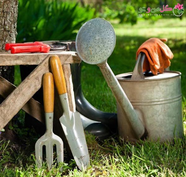ابزارهای کاربردی دستی کشاورزی - چنگک