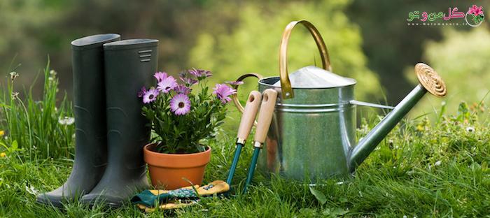 ابزار کاربردی دستی کشاورزی