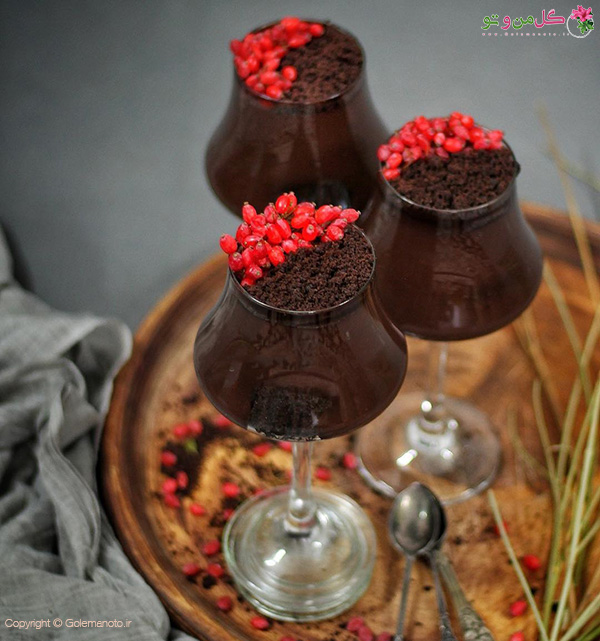 موس شیر کاکائو