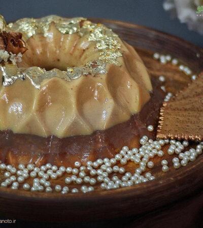 طرز تهیه دسر کرمفیل موز و شکلات