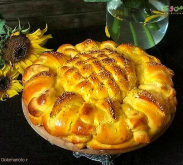 طرز تهیه نان پوآچا کدو حلوایی