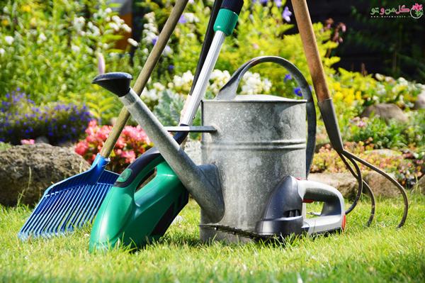 ابزارهای کاربردی دستی کشاورزی - آبپاش